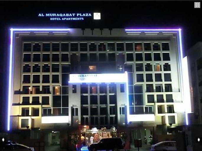 Al Muraqabat Plaza Hotel Apartments,