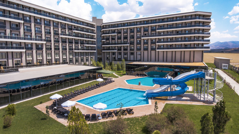 May Thermal Resort Spa Hotel, Sandıklı