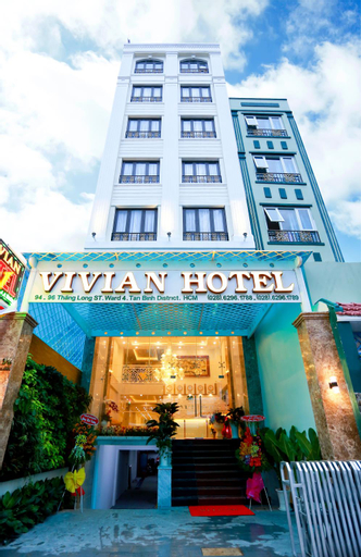Vivian Hotel, Tân Bình