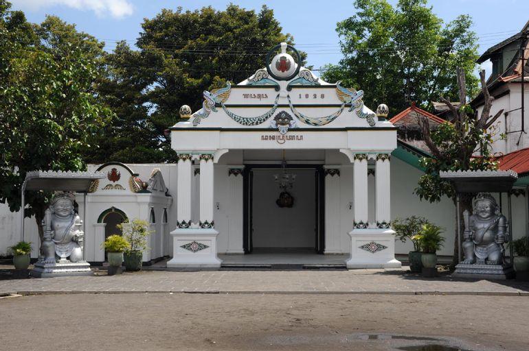 Seroja Kostel Golo, Yogyakarta