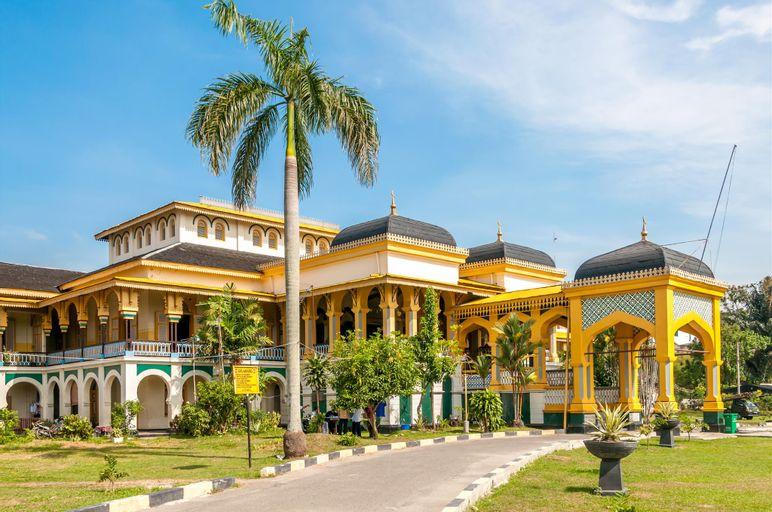 Rumah OXY ART Syariah, Medan