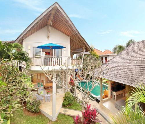 The Sari Balangan Villa, Badung