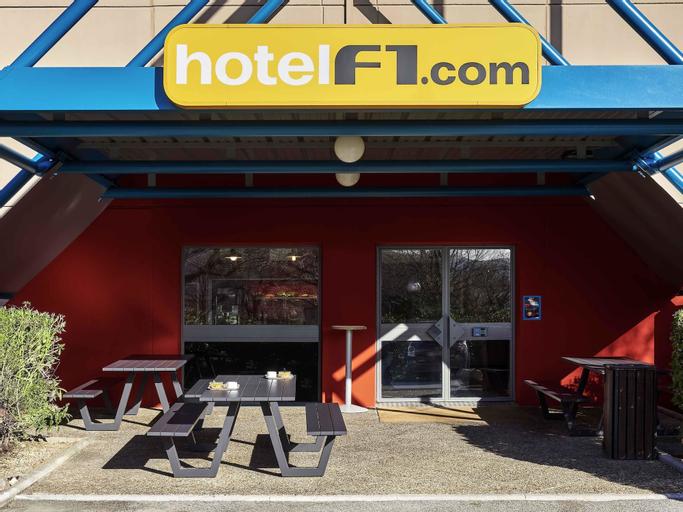 hotelF1 Geneve Aeroport Ferney Voltaire, Ain