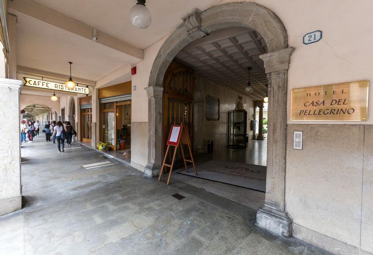 Hotel Casa del Pellegrino, Padua