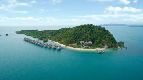 Telunas Private Island, Karimun
