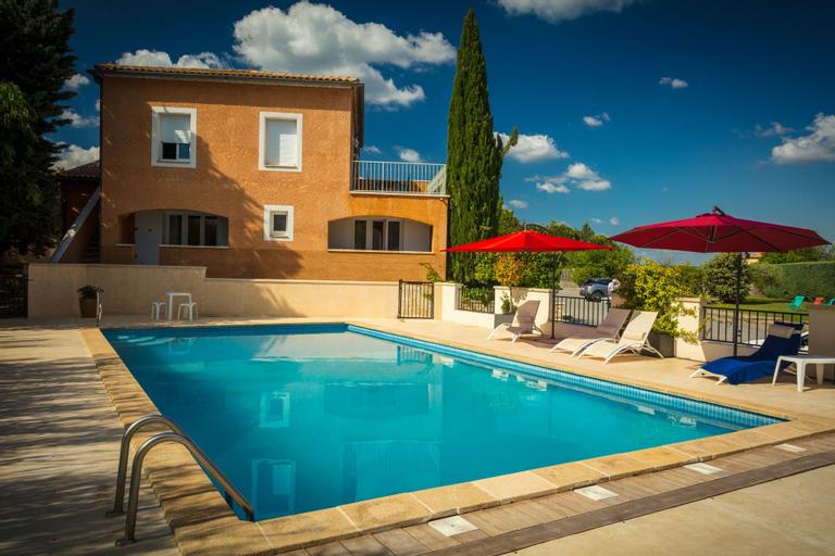 Hôtel Saint Geniès, Gard