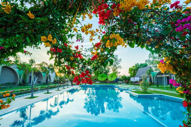 Garden Flower Resort, Siem Reab