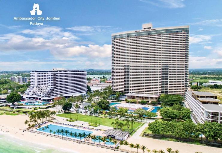Ambassador City Jomtien Pattaya - Marina Tower Wing, Sattahip