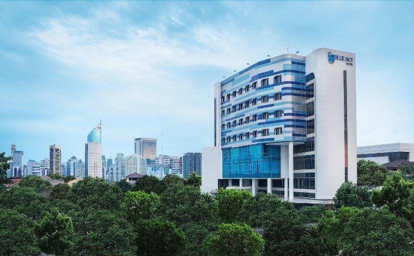 Blue Sky Hotel Petamburan, Jakarta Barat