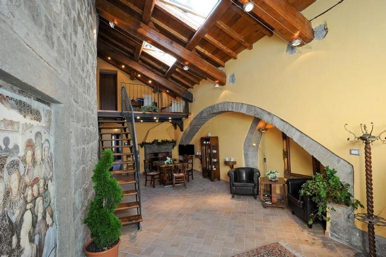 Medieval House, Viterbo