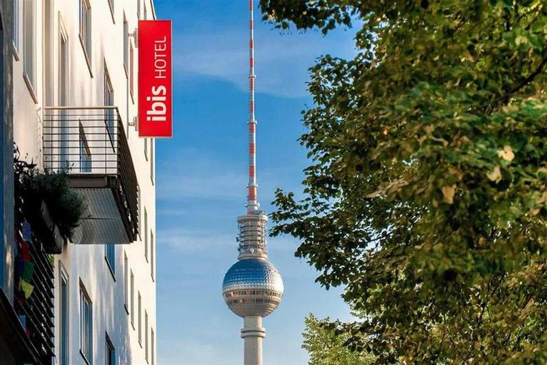 ibis Berlin Mitte, Berlin
