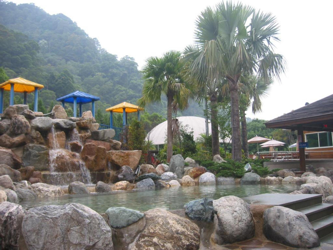 Riverain Spring Resort, Hsinchu County