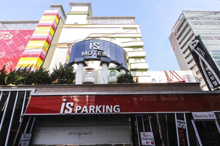 IS Motel Busan, Yeonje