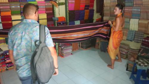 Rinjani Base Homestay, Lombok