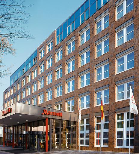 Marriott Hotel Cologne, Köln