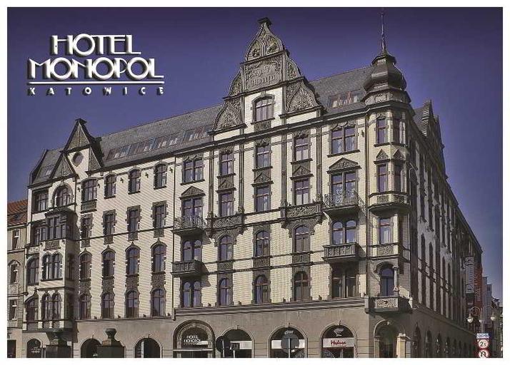 Hotel Monopol, Będzin