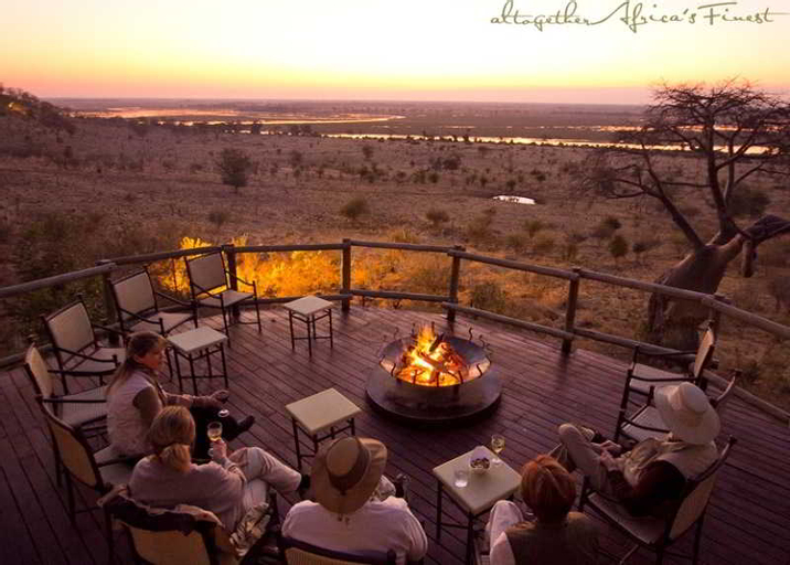 Ngoma Safari Lodge, Chobe