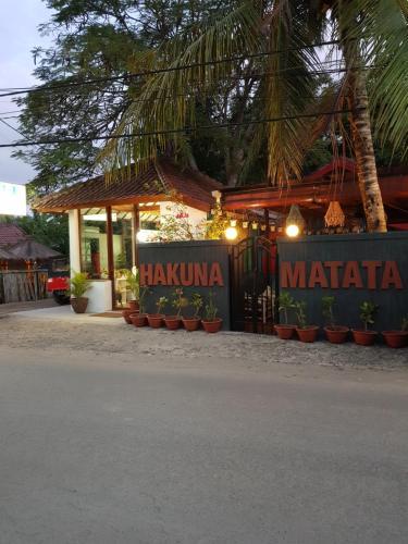 HAKUNA MATATA, Lombok