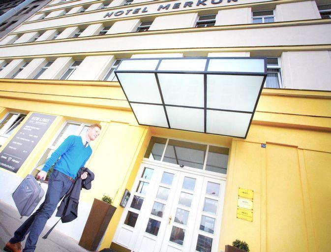 Hotel Merkur, Praha 7
