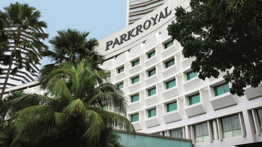 Parkroyal Serviced Suites, Rochor