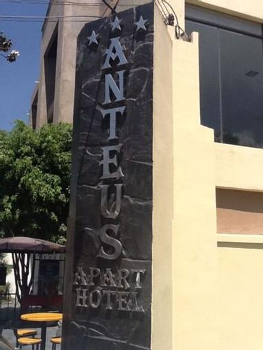 Hotel Anteus, Cercado