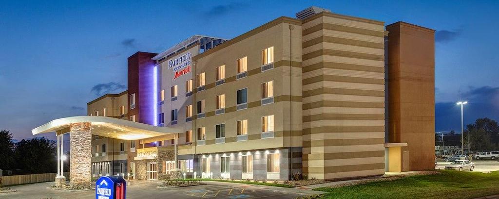 Fairfield Inn & Suites by Marriott South Kingstown Newport Area, Washington