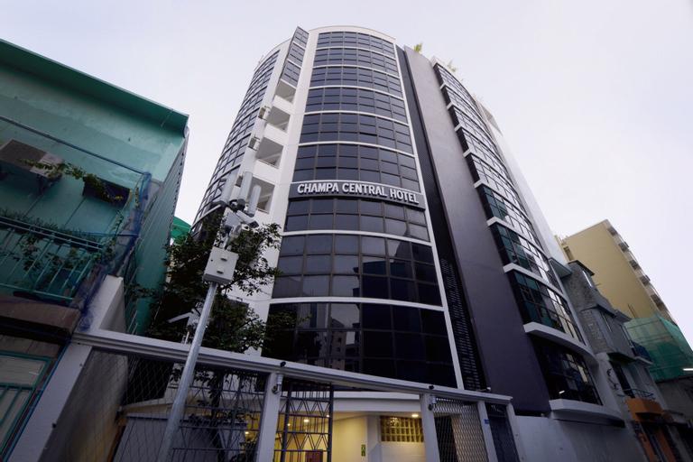 Champa Central Hotel, Malé