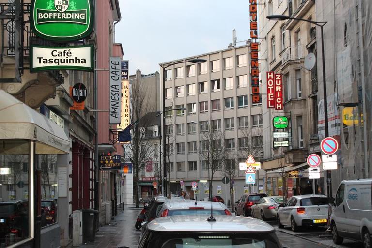 Yasha Hotel, Luxembourg
