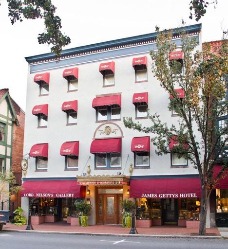 James Gettys Hotel, Adams