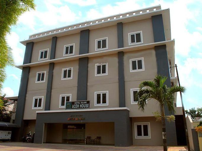 Aceh House Hotel Islami Petisah, Medan