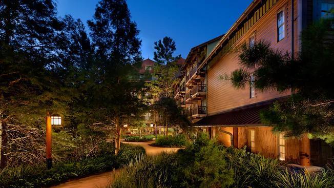 Boulder Ridge Villas at Disney's Wilderness Lodge, Orange