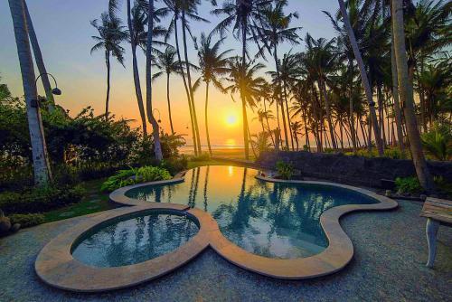 Beachfront Villa Romantic, Tabanan