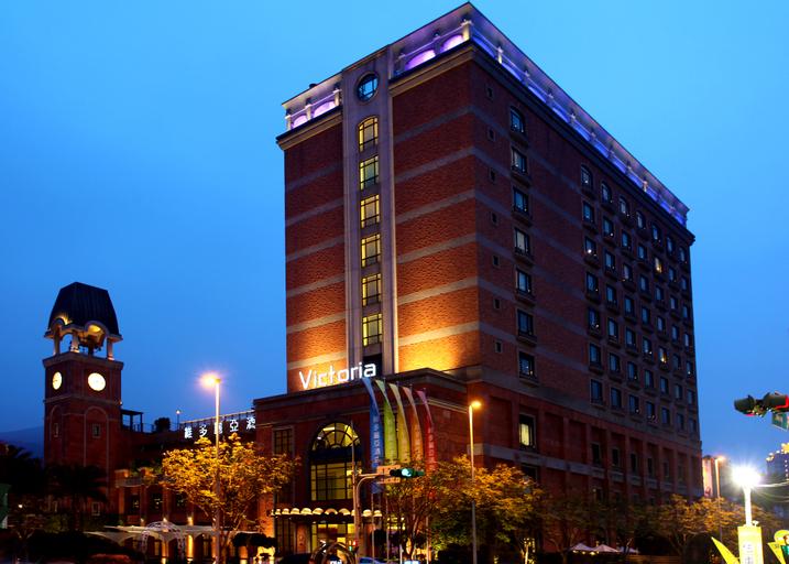 Grand Victoria Hotel, Taipei City