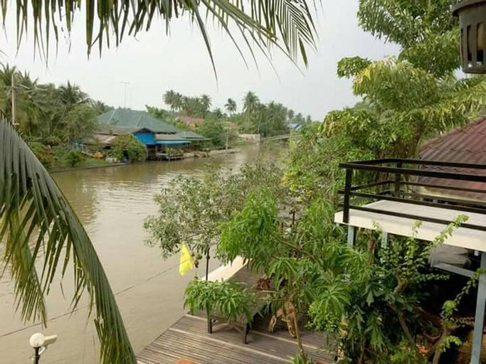 Resort Baanmaichayklong, Muang Samut Songkhram
