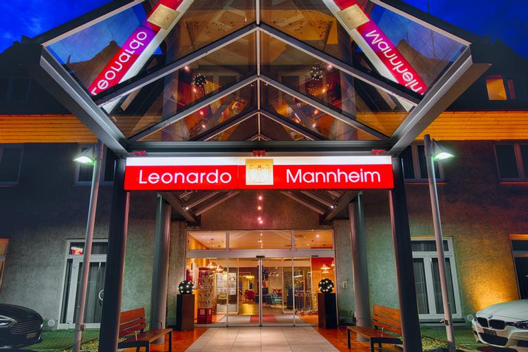 Leonardo Hotel Mannheim-Ladenburg, Rhein-Neckar-Kreis