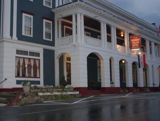Herbert Grand Hotel, Franklin