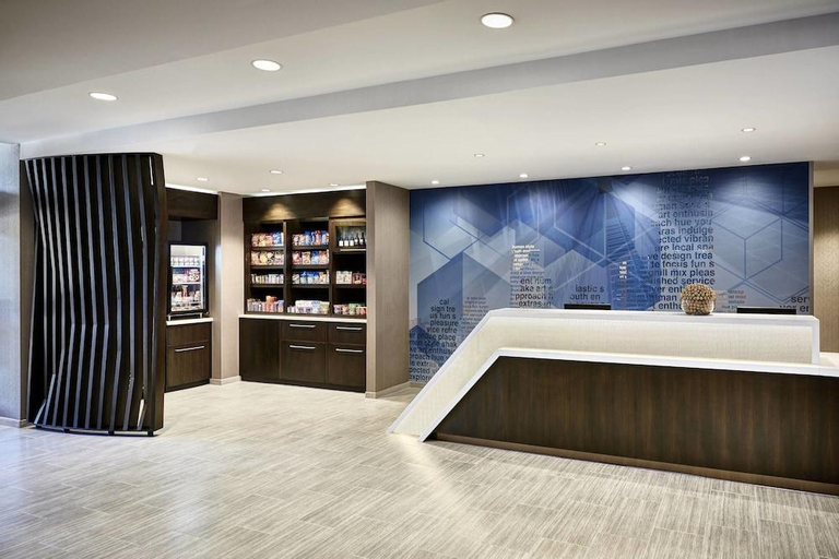 Springhill Suites By Marriott Roanoke, Roanoke City