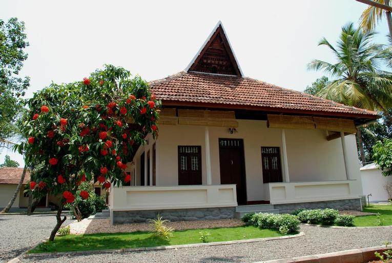 A beautiful backwater heritage resort, Alappuzha
