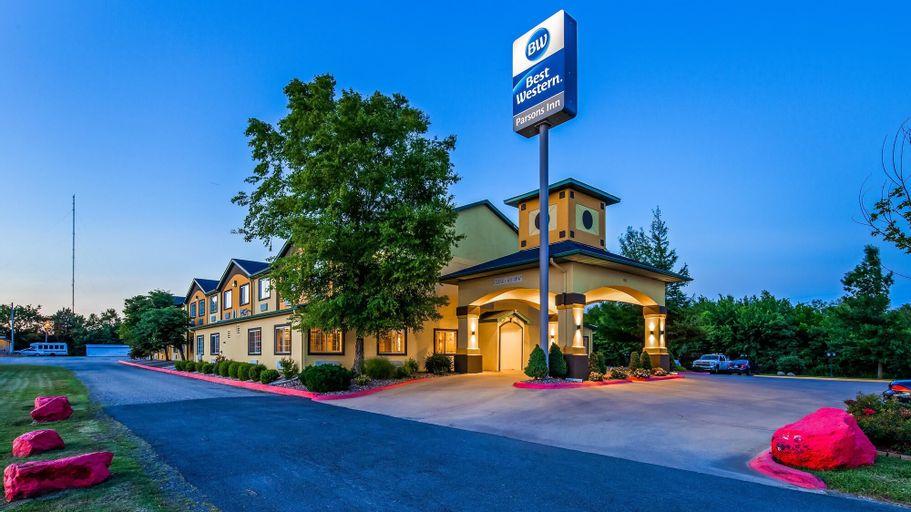 Best Western Parsons Inn, Labette