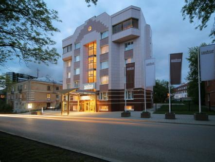 Business Hotel Senator, Ekaterinburg gorsovet