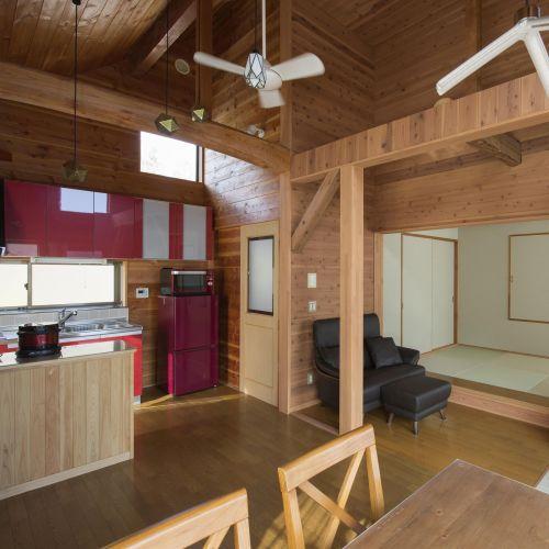 Hotaka Onsenkyo Hotel Ambient Azumino Cottage, Azumino