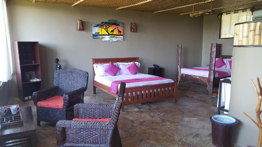 Wag Hill Lodge and Spa, Nyamagana
