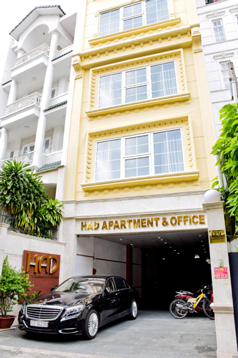 HAD Apartment Nguyen Dinh Chinh, Phú Nhuận