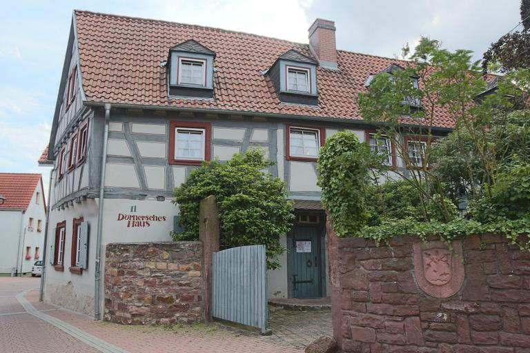 Doernersches Haus, Rhein-Neckar-Kreis