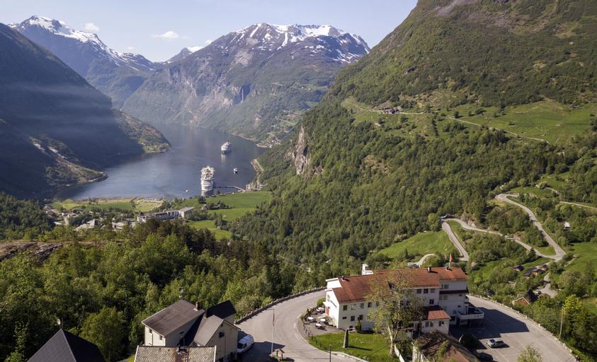 Hotell Utsikten Geiranger - by Classic Norway, Stranda