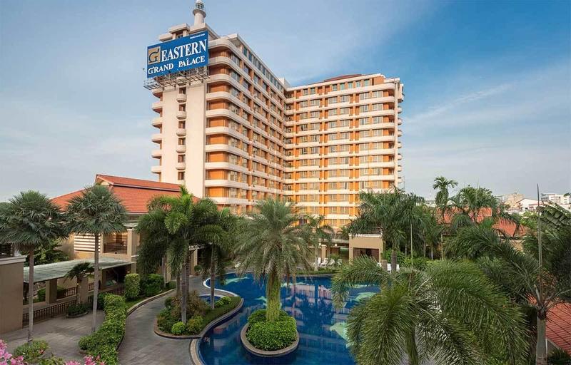 Eastern Grand Palace Hotel, Bang Lamung