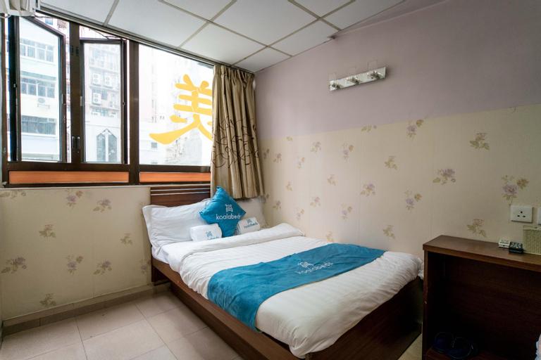 Granduer Holiday Hostel, Yau Tsim Mong