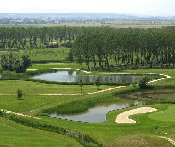 Greenfield Hotel Golf & Spa, Csepreg