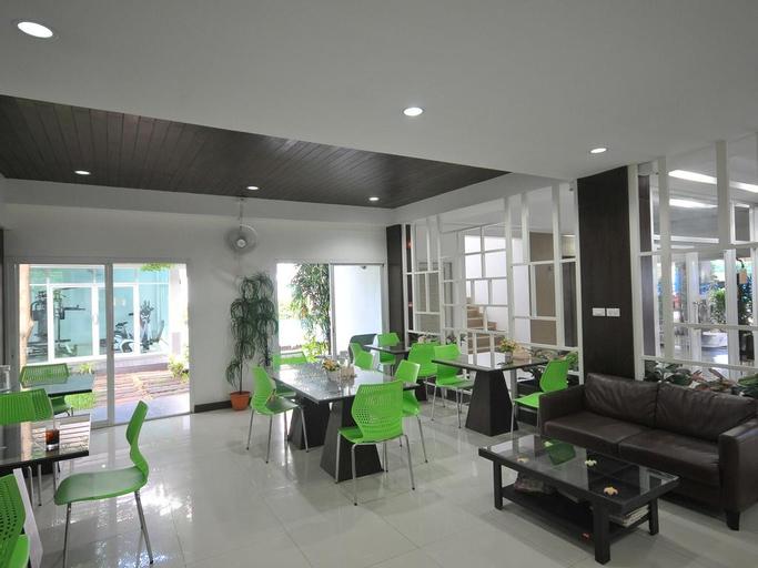 P Park Residence Suvarnabhumi, Suan Luang