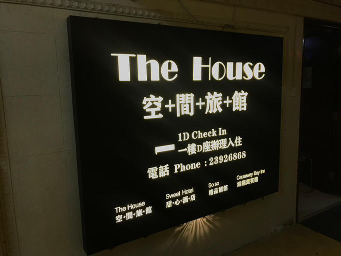 Soso Hostel, Wan Chai